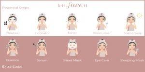 Read more about the article Maschera in tessuto al collagene di It's Skin